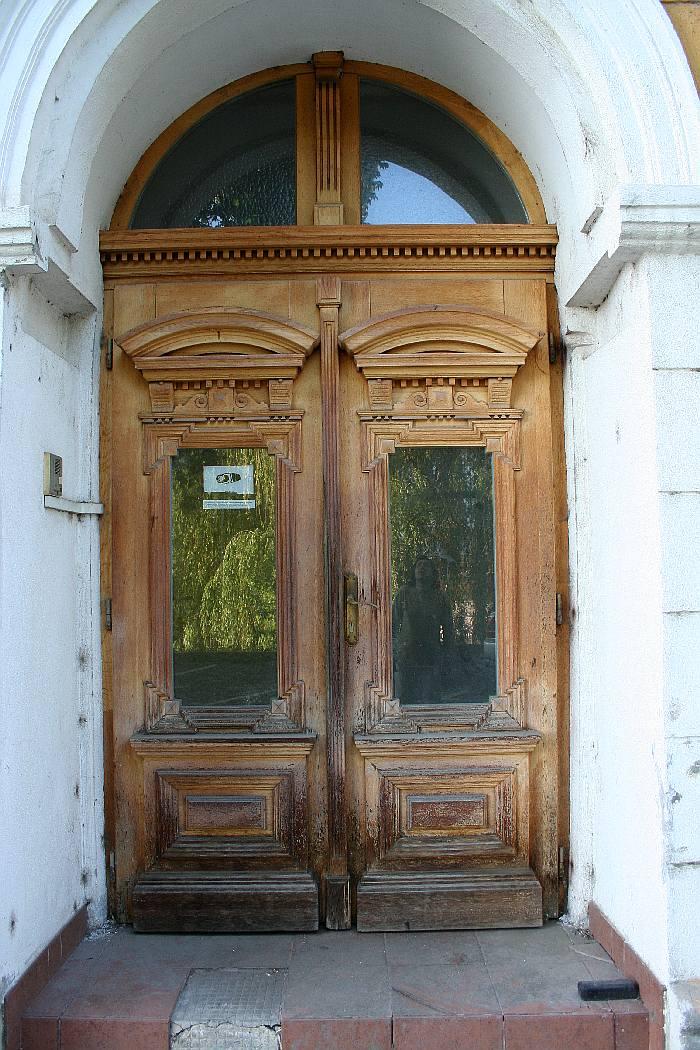 usa din lemn Oradea
