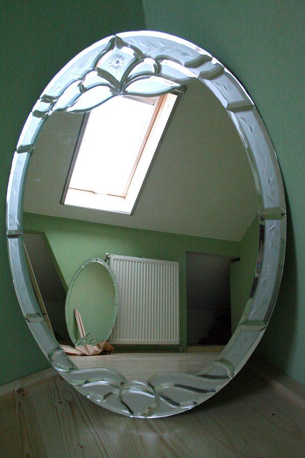 oglinda slefuita